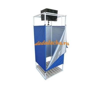 Душевая кабина односекционная с электроводонагревателем 55 литров
