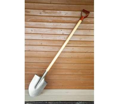 Титановая лопата штыковая