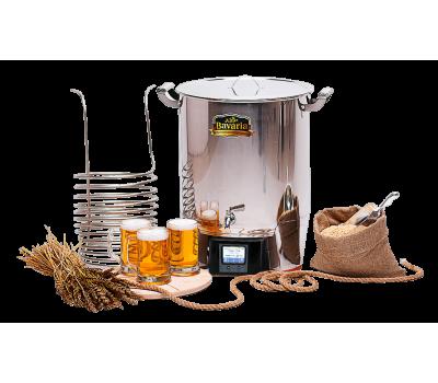Пивоварня Bavaria 70л бак/50л выход сусла