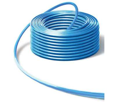 Шланг ПВХ 8мм для дистиллятора  Синий